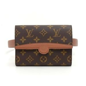 EUC Vintage Louis Vuitton Pochette Arche Bum Bag